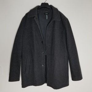 J. Crew men's wool coat